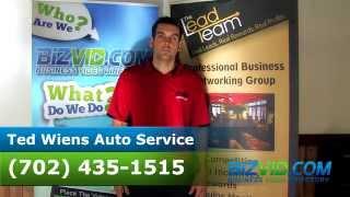 Ted Wiens Auto Servies