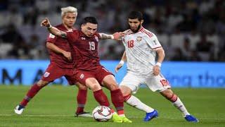 live: Thái Lan vs  UAE | Vòng Loại Thứ 2 World Cup 2022 | Trực Tiếp Bóng Đá Hôm Nay