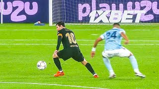 Lionel Messi is the Perfect Playmaker!