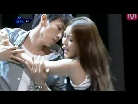 보아_Only One(Only One by BoA@Mcountdown_2012.08.02)