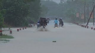 Tin Áp Thấp Nhiệt Đới Mới Nhất  : Xuất hiện áp thấp, Nam Bộ mưa nhiều