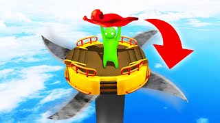 Who Will SURVIVE The Longest?! (Gangbeasts)