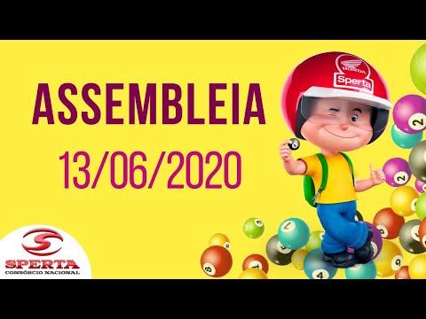 Sperta Consórcio - Assembleia - 13/06/2020