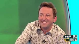 Does David Mitchell have all night parties at his flat? - Would I Lie to You?