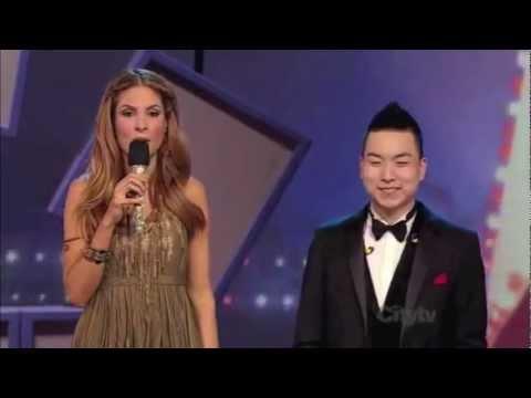 Canada's Got Talent Finale - KRNFX