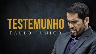 Paulo Junior Conta o Testemunho da sua  Conversão