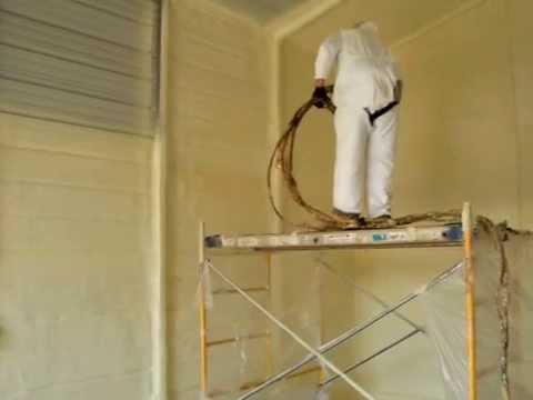 SprayMan Foam Insulation