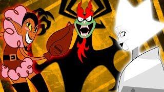Top 10 WTF Cartoon Villains
