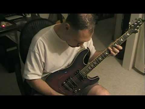 Contact Lost - Deep Purple w/ Steve Morse (guitar cover)