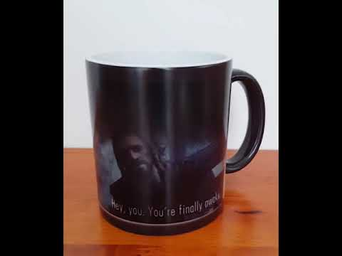 This color changing mug is getting out of hand