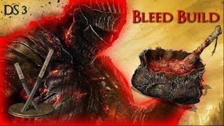 Mr.Bleed Knight - Str/Dex/Luck/Hollow (PVP/PVE) OP Build - Dark Souls 3
