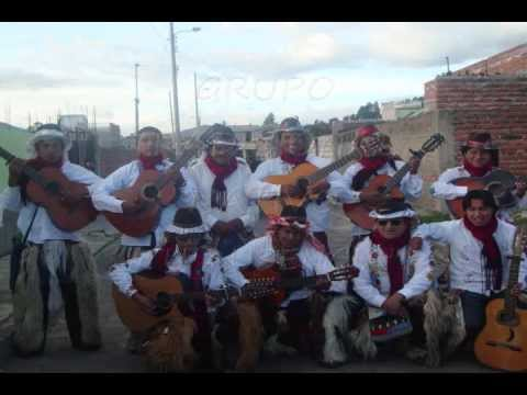 CAYAMBE MUSICA - GRUPO TRADICIONAL NATIVO - TU AUSENCIA.wmv