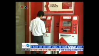 Thanh toán cước điện thoại với thẻ ATM Techcombank (VTV1)