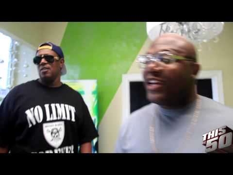 Master P Gives Tour of His No Limit Offices + Talks Playing Michael Jordan And Winning