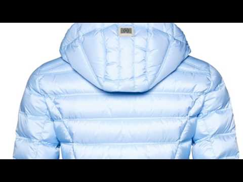 Bogner Nuri D Womens Ski Jacket in Pale Blue
