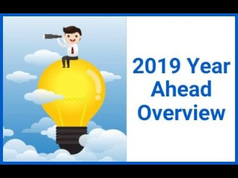 2019 Year Ahead Overview