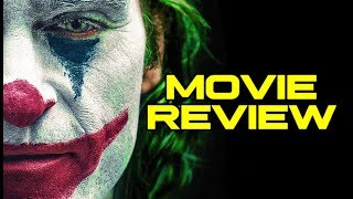 JOKER Movie Review (2019) Joaquin Phoenix