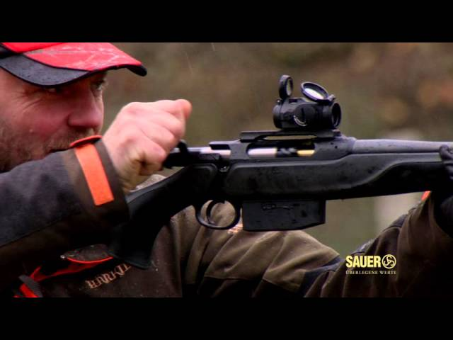 Sauer 404 Test in Wild Boar Fever 7