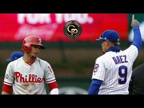 MLB Chicago Cubs vs Philadelphia Phillies Prediction 8/13/2019