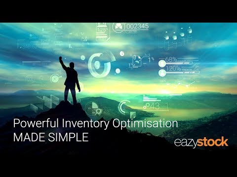 Introducing EazyStock - the inventory optimisation software for SMBs