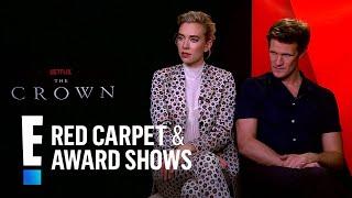 "Matt Smith & Vanessa Kirby: Sex Scenes in ""The Crown"" Feel Taboo | E! Red Carpet & Award Shows"
