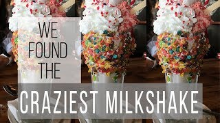 WORLD'S CRAZIEST MILKSHAKE/ HAPPY FATHER'S DAY/ FAMILY VLOGGERS/ BEST DAD EVER/