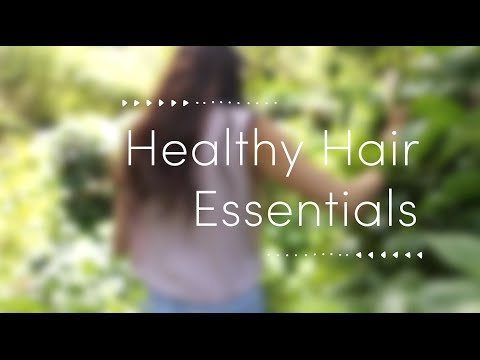 Shiva Rose | Healthy Hair Essentials