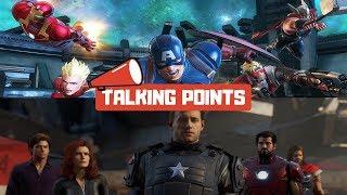 Marvel's Avengers' E3 backlash was great advertising for Marvel Ultimate Alliance 3