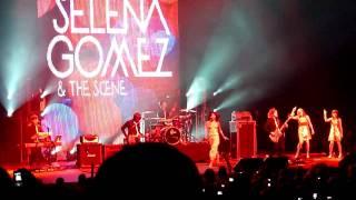 Selena Gomez - Round and Round -- 101.3 KDWB Jingle Ball - Target Center - Minneapolis