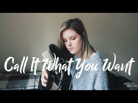Call It What You Want x Taylor Swift | cover