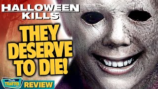 HALLOWEEN KILLS MOVIE REVIEW   Double Toasted