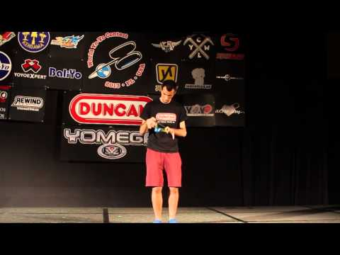 The 2013 World Yo-yo Champion