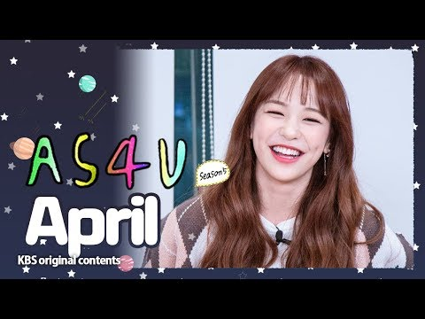 ENG SUB/ 어송포유 S5E7 에이프릴 편 A Song For You 5 │ ep7-April