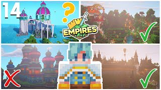 Investigating the other Empires! - Minecraft Empires SMP - Ep.14