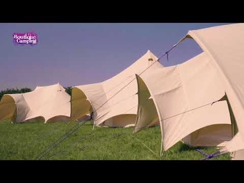 Boutique Camping Tents Star Emperor Rundzelte