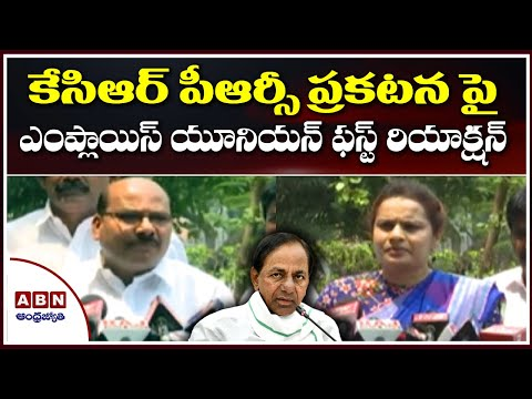 Telangana employees' unions welcome CM KCR's announcement on fitment