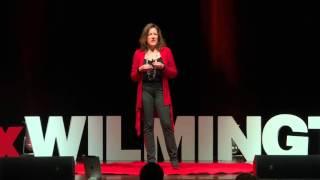 The Dark Side of Self Improvement | Suzanne Eder | TEDxWilmington