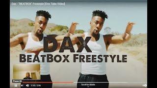 Dax - BEATBOX Freestyle reaction 🤯🔥🔥 #Beatbox