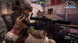 Геймплей онлайн игры Black Squad (Full HD, Ultra Graphics)