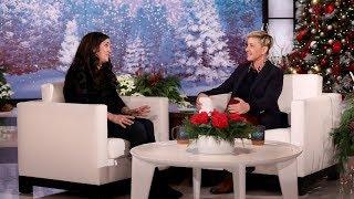 Ellen Rewards a Mom Who Paid It Forward During the Holiday Season
