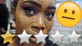 I WENT TO THE WORST REVIEWED MAKEUP ARTIST IN NIGERIA (LAGOS)