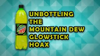 PrepBusters Mountain Dew Glowstick