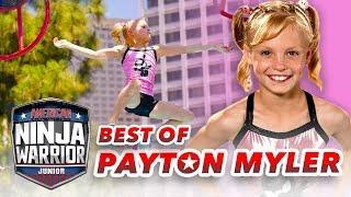 [FULL EP] Best of Payton Myler (Ninja Kidz TV) | American Ninja Warrior Junior | Universal Kids
