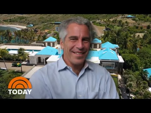 New Look At Jeffrey Epstein's Private Island | TODAY