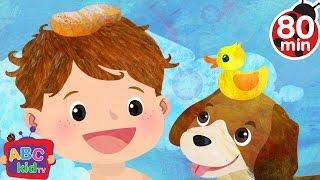 Bath Song (2D)   +More Nursery Rhymes & Kids Songs - CoCoMelon