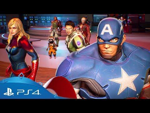 marvel vs. capcom infinite | ps4-spiele | playstation