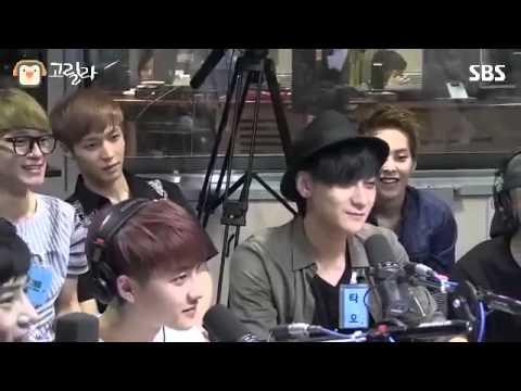 [SBS]러브게임, 엑소, 어색한 멤버가 있다, 연예인병 멤버가 있다. O,X