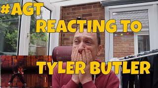 Tyler Butler-Figueroa -  Reaction - America Got Talent  - AGT