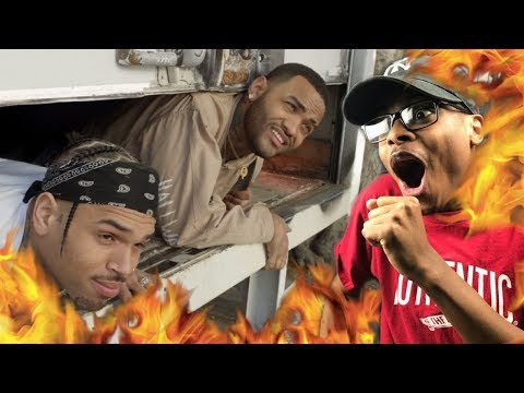 Rip Logic? | Joyner Lucas & Chris Brown - Stranger Things | Reaction
