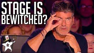 All Magicians on Britain's Got Talent 2017   Magician's Got Talent